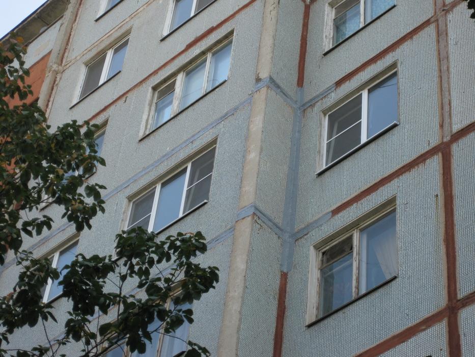 Заделка температурных швов бетона